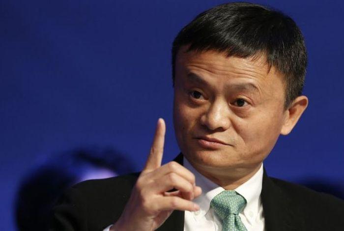 Jack Ma belajar dari kegagalan.