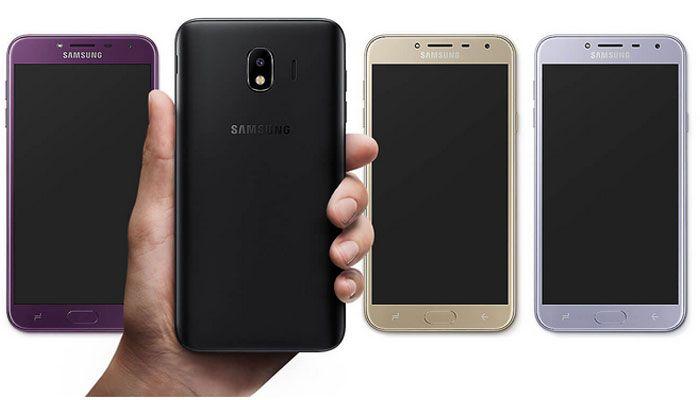 Samsung J series 2018, J4