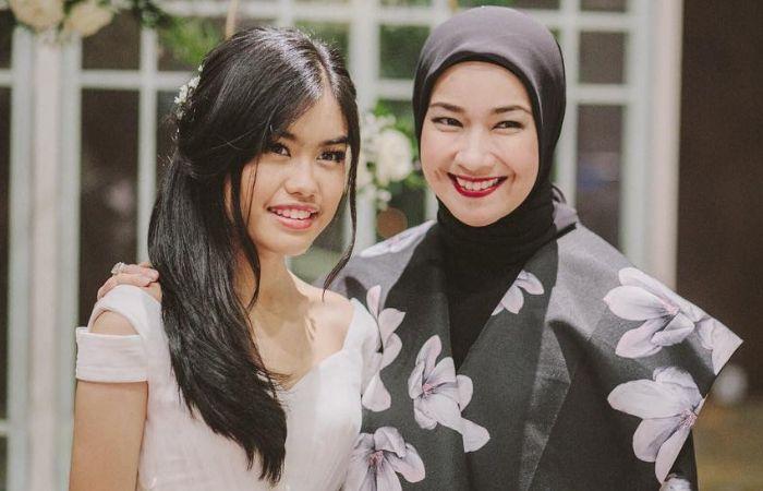 Namira Adjani dan Alya Rohali