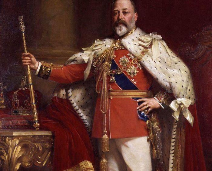 Raja Edward VII