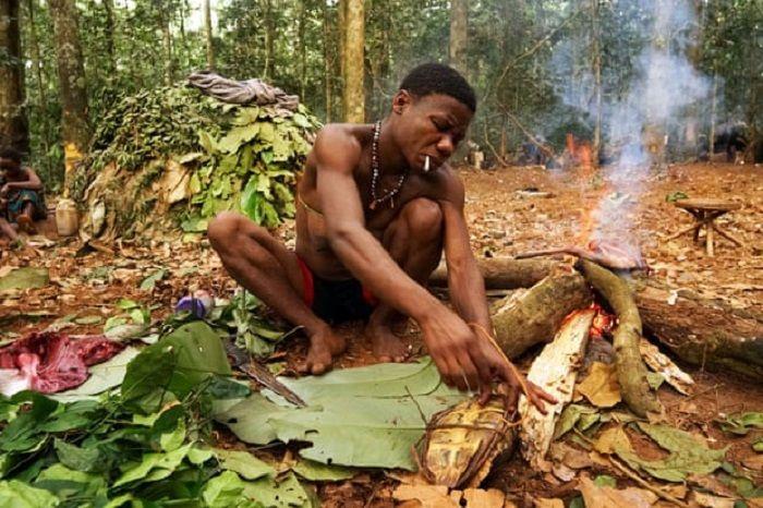 Suku Baka Pygmies