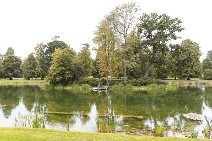 Danau di Althorp House di Northamptonshire
