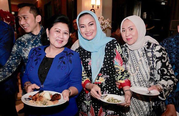 Perayaan Ultah SBY