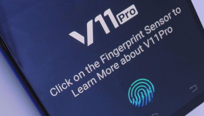 Vivo V11 Pro pakai teknologi Screen Touch ID pertama di Indonesia