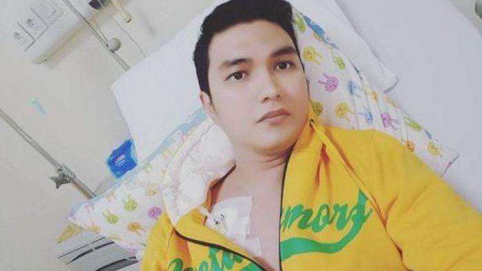 Aldi Taher Saat Menjalani Kemoterapi