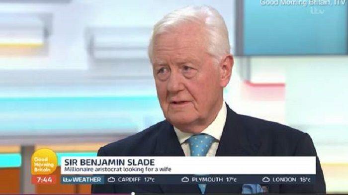 Sir Benjamin di acara televisi