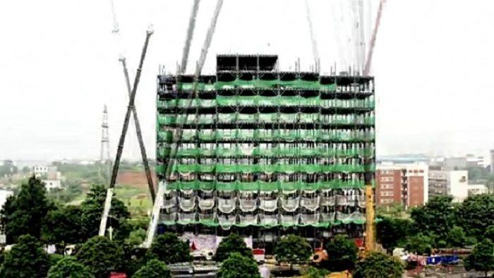 Pembangunan Ark Hotel