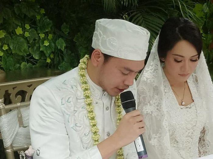 Rama Sahetapy menikah