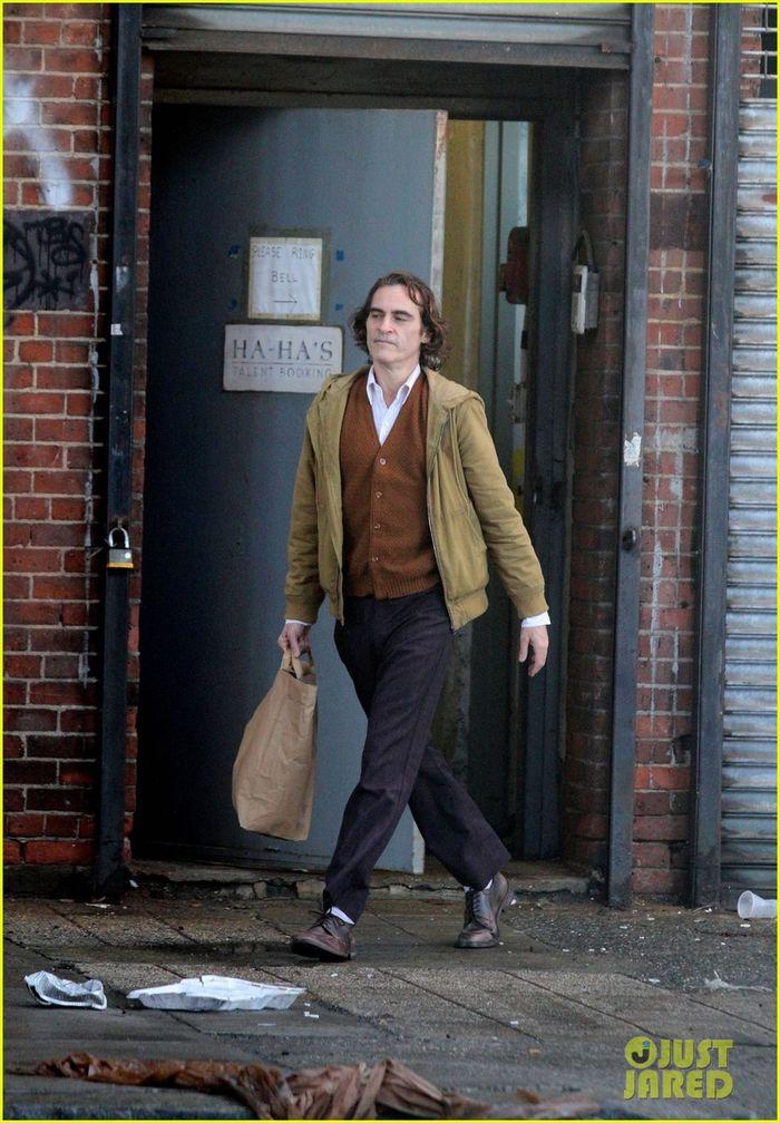 Bocoran foto film Joker