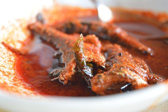 Kari Ikan India