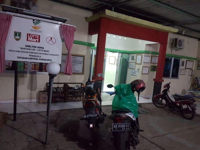 Penampakan Yayasan Lentera Surakarta