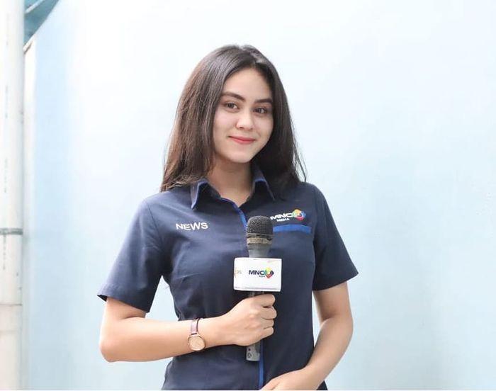 Calon istri Furry Setya adalah reporter TV