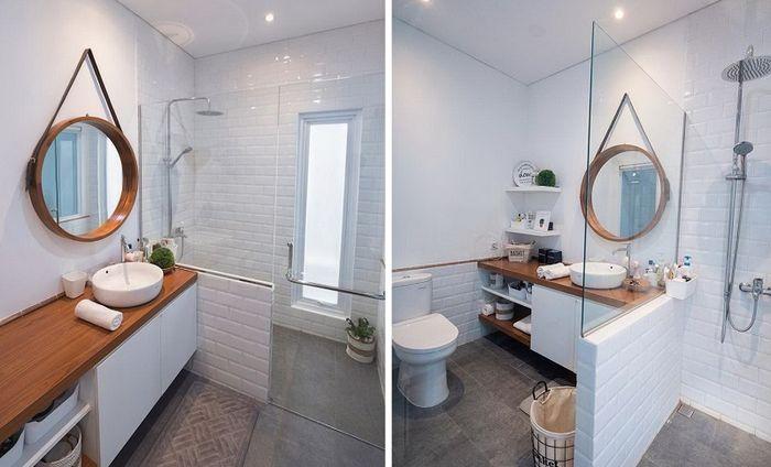 Mencari inspirasi desain kamar mandi saat akan membangun atan menata ulang selalu dilakukan pemilik