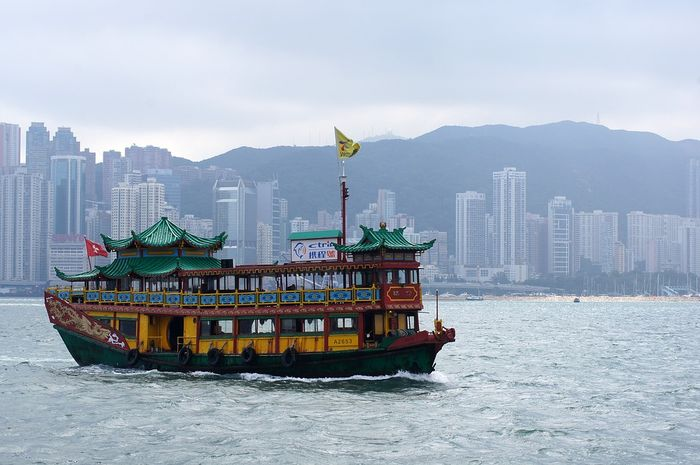 Hongkong, perpaduan modern dan tradisi Asia