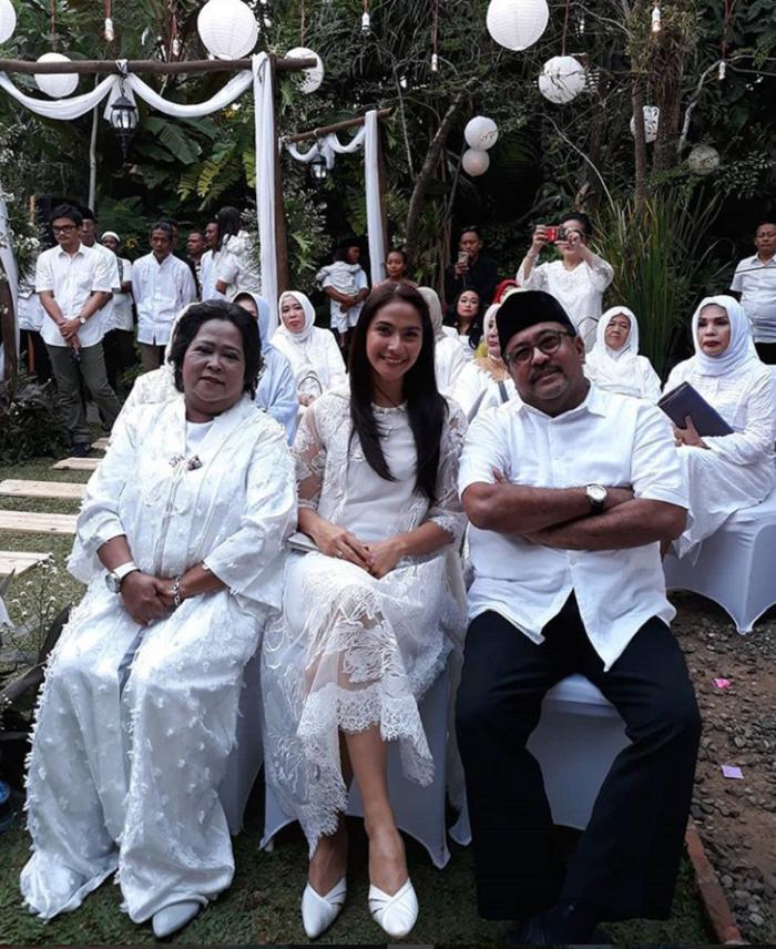 Rano Karno, Maudy dan Suti