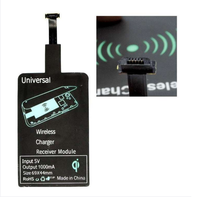 Wireless Charging Forward Receiver for Smartphone