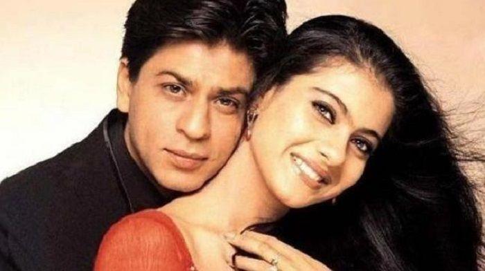Shah Rukh Khan dan Kajol