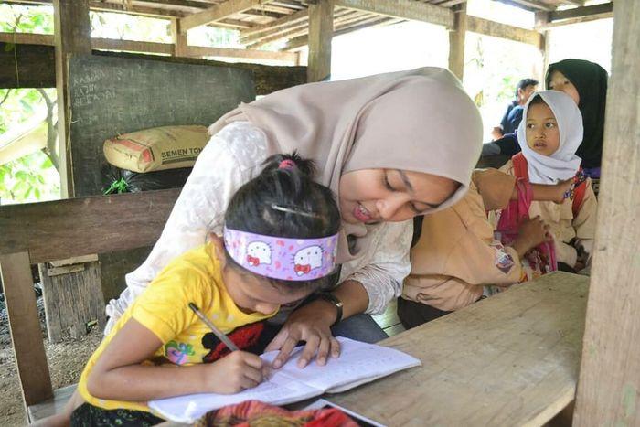 Pesan semangat mahasiswa asal Sulawesi Tengah