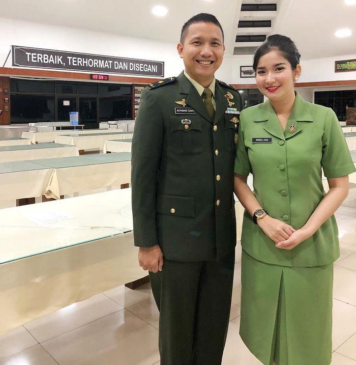 Wendi Khair dan Suami