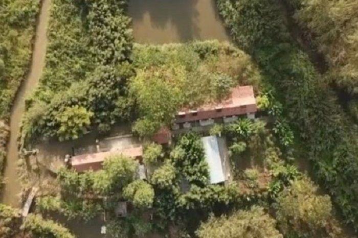 Pulau seluas 1,5 hektare dinamai Wung Wei. Kwong Wah