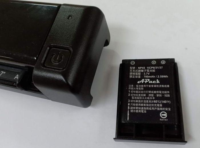 Dalam kondisi penuh, baterai mampu memindai dokumen A4 dengan resolusi 300 dpi sampai 200 kali, atau sebanyak 150 kali dan 85 kali pada resolusi 600 dpi dan 1200 dpi.