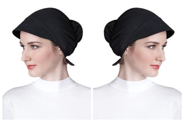 Model Ciput Topi atau Pet - Ciput Topi Zoya Bahan Kaos Ori