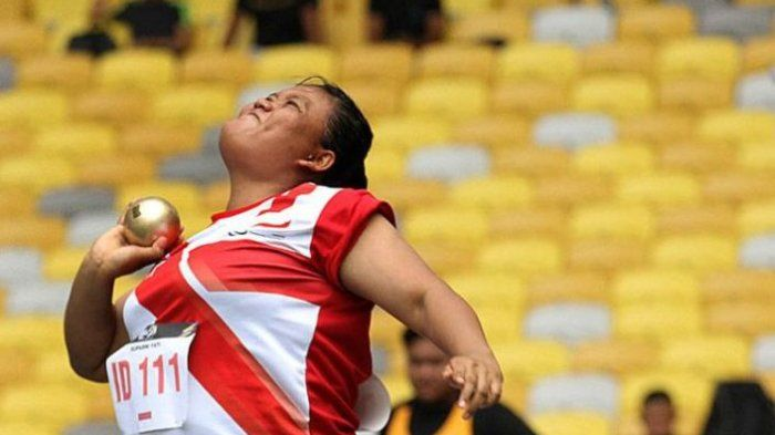 Suparni sumbang medali emas cabang olahraga tolak peluru di Asian Para Games 2018