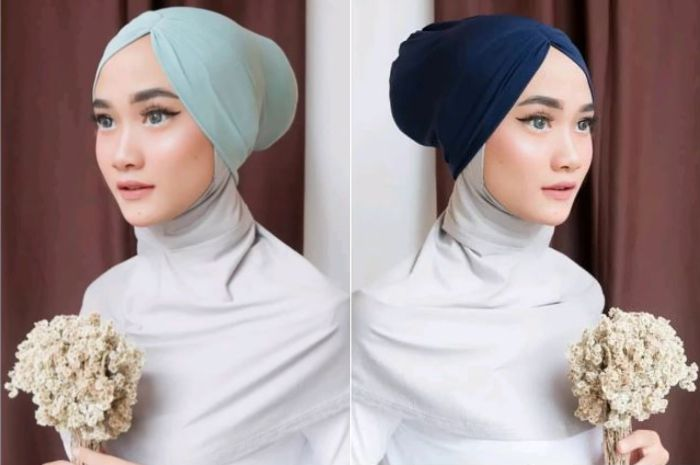 Model Ciput Turban - Ciput Rasty