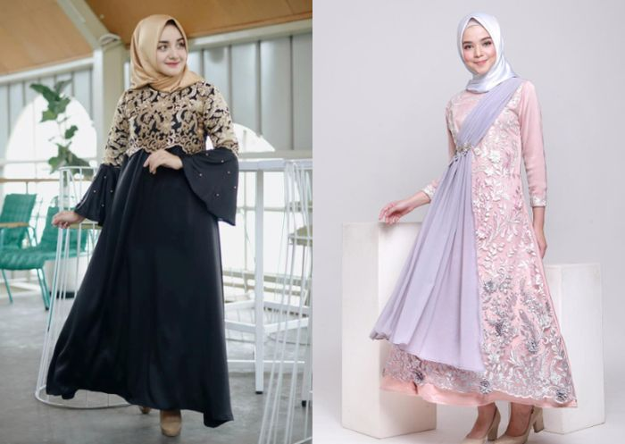 3 Online Shop Yang Menjual Baju Kondangan Muslim Kekinian Di Bawah