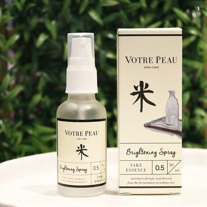 Votre Peau Brightening Spray Sake Essence