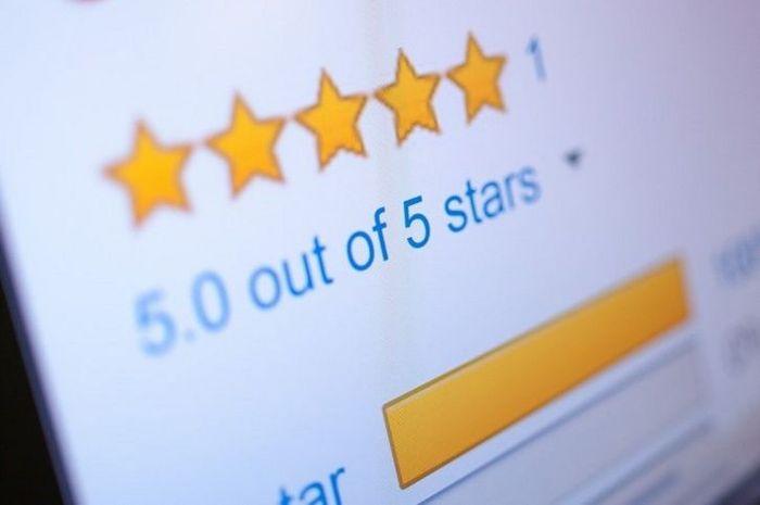 rating penjual