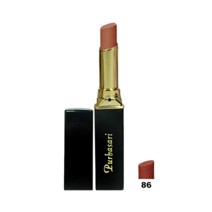 Purbasari Color Matte Lipstick - No. 86