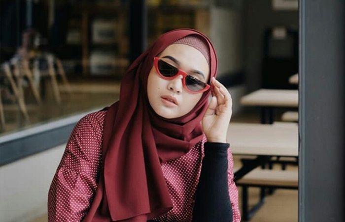 Nadya Gustipramita - Half Watermelon Sunglasses