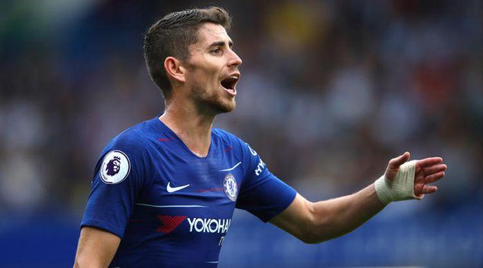 Chelsea's Jorginho