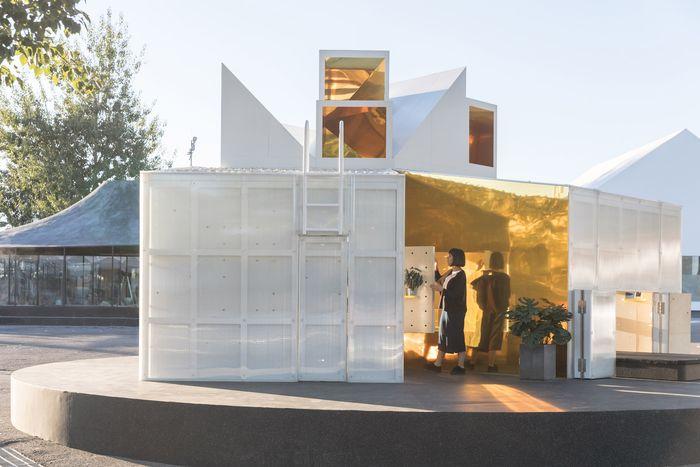 Arsitek Ini Mendesain Rumah Tionghoa Masa Depan, Begini Tampilannya!