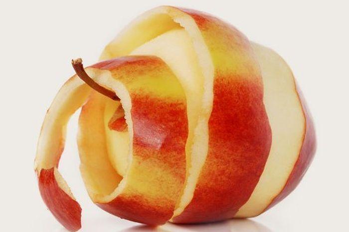 Manfaat kulit apel ternyata dapat turunkan berat badan