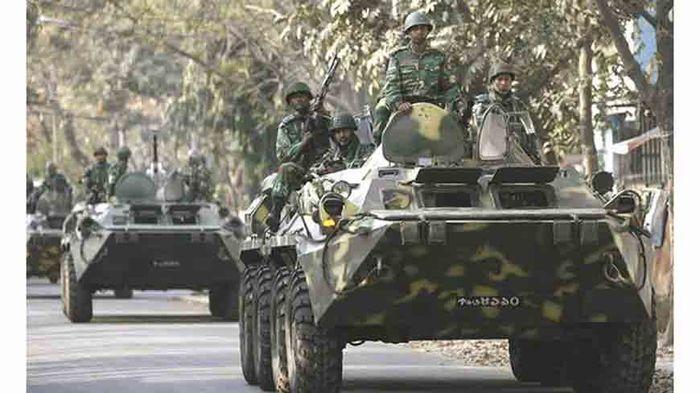 Militer Bangladesh