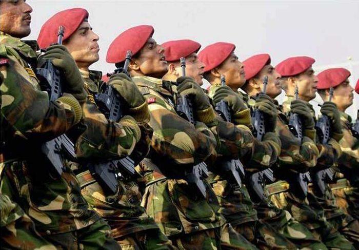 Militer India