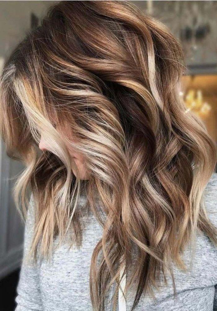 rambut balayage