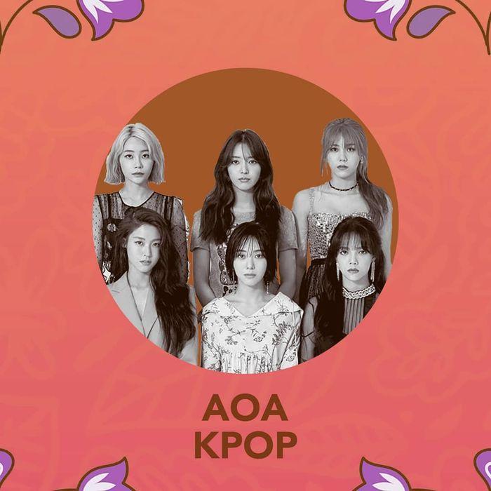 Girlband AOA akan tampil di closing ceremony Asian Para Games 2018.