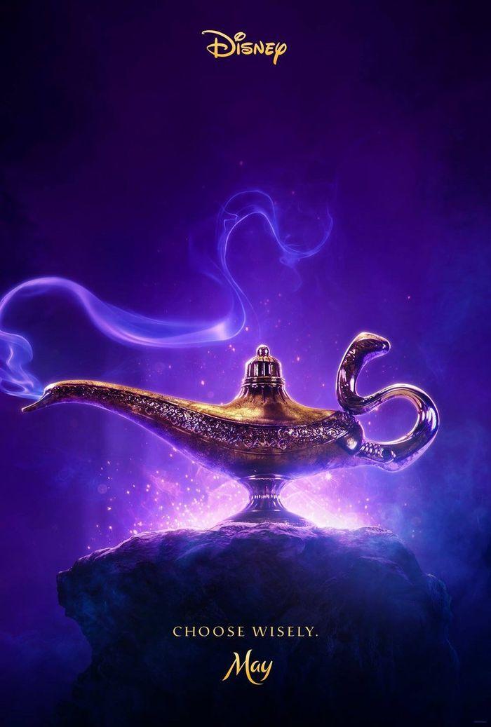 Poster LIve Action Aladdin