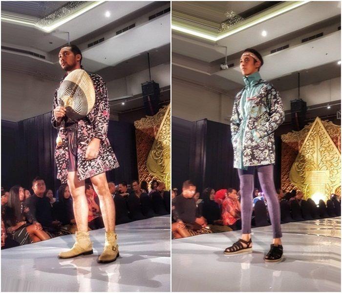 Contradictory, koleksi batik Betawi ketiga dari Ichwan Thoha