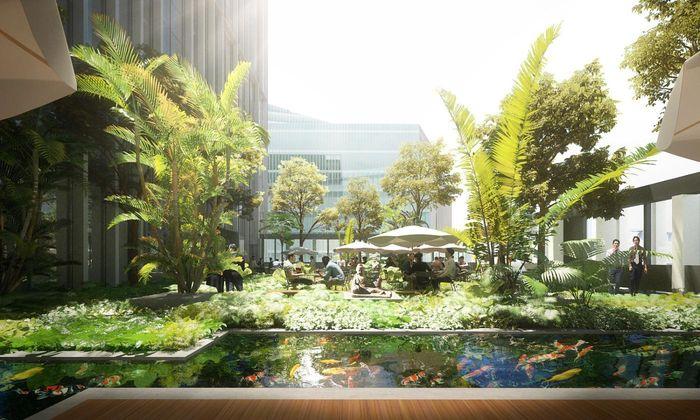 Sequis Tower dari Indonesia Raih Penghargaan The International Architecture Awards 2018