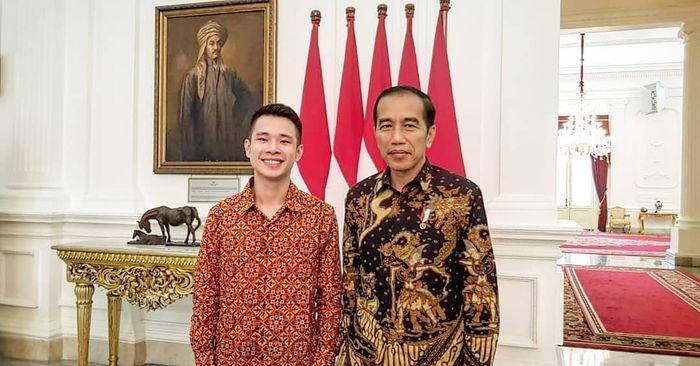Jess No Limit dan Jokowi
