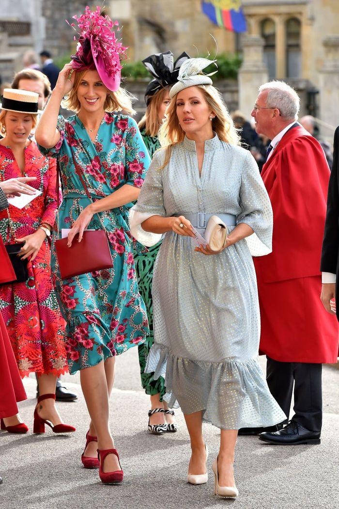 Elli Goulding di royal wedding Putri Eugenie
