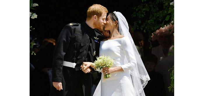 Bahasa tubuh Prince Harry dan Meghan Markle