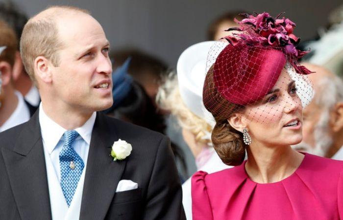 Kate dan Prince William