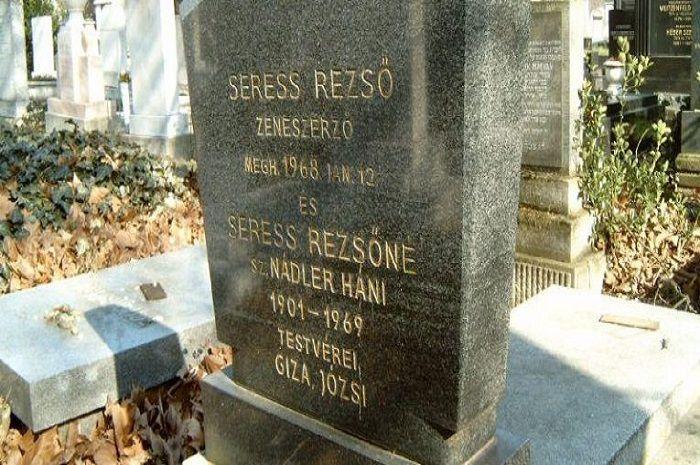 Makam Rezso Seress