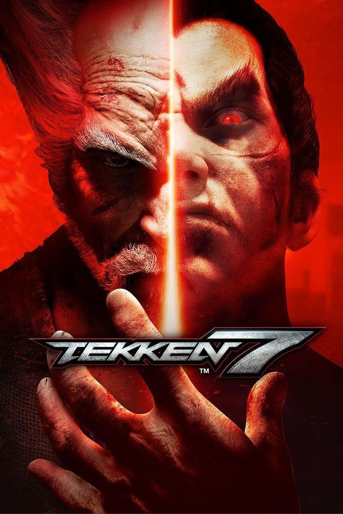 Tekken 7 Game Cover