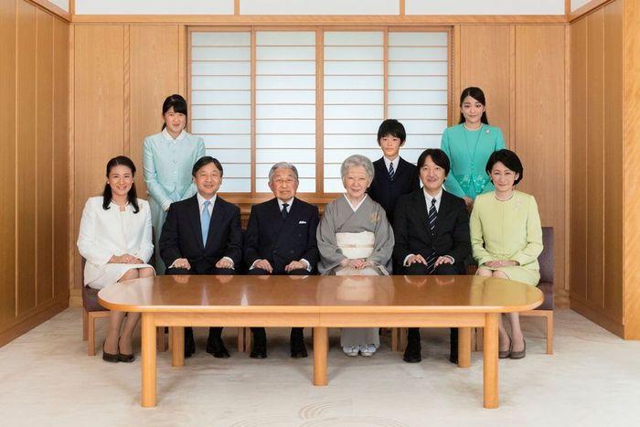 Keluarga Kerajaan di Jepang